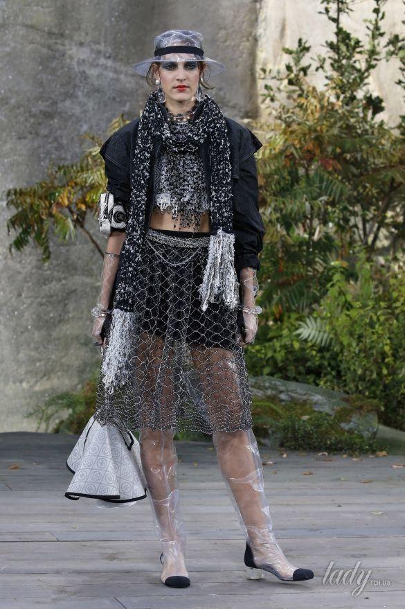 Коллекция Chanel прет-а-порте сезона весна-лето2018_59