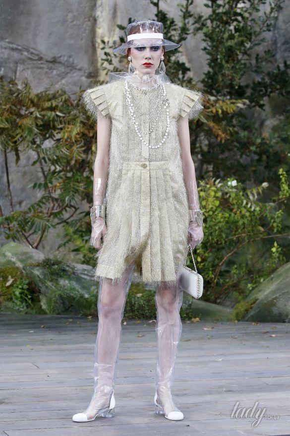 Коллекция Chanel прет-а-порте сезона весна-лето2018_68