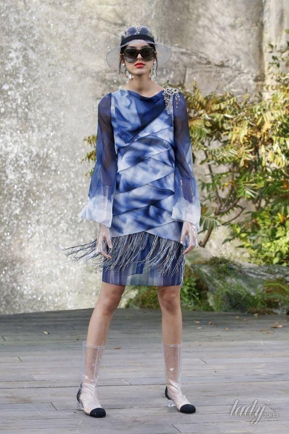 Коллекция Chanel прет-а-порте сезона весна-лето2018_72