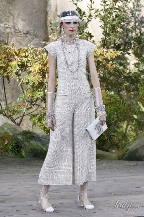 Коллекция Chanel прет-а-порте сезона весна-лето2018_74