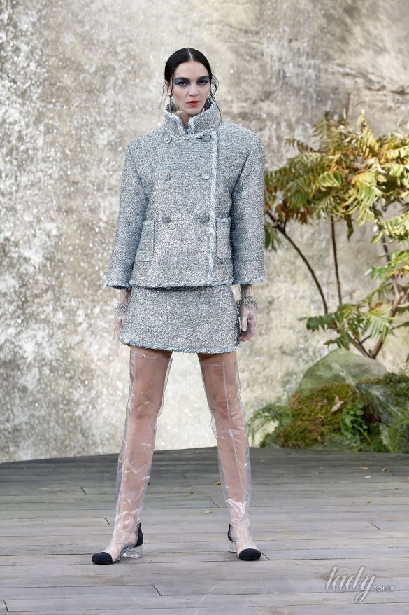 Коллекция Chanel прет-а-порте сезона весна-лето2018_77