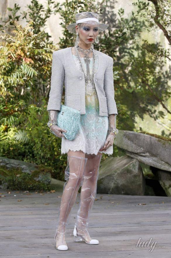 Коллекция Chanel прет-а-порте сезона весна-лето2018_88
