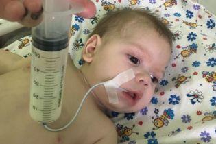 Родители Златы просят помощи в сборе средства на лечение дочери