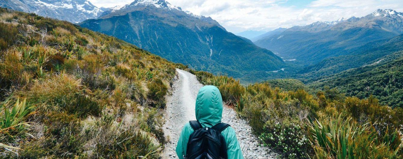 Туристы превратили живописную эко-тропу в Новой Зеландии на туалет
