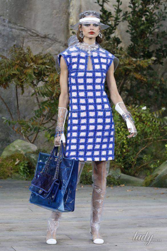 Коллекция Chanel прет-а-порте сезона весна-лето2018_51