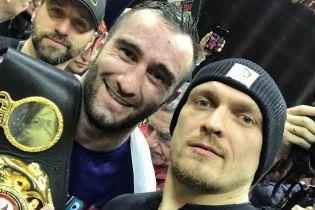 Усик и Гассиев разыграют еще один чемпионский пояс в финале WBSS