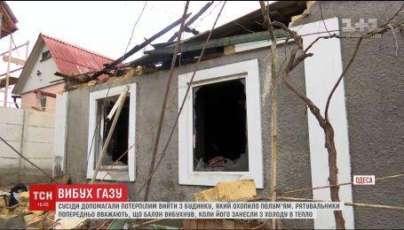 Волонтери оголосили збір коштів для родини, яка постраждала від вибуху на Одещині