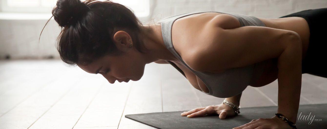 Как избавиться от жира на боках, спине и плечах