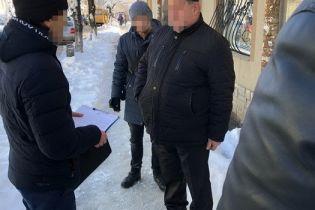 На Львовщине впервые задержали главу ОТО на взятке