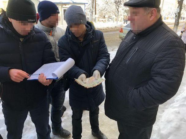 На Львівщині вперше затримали голову ОТГ на хабарі