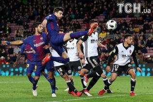 """""""Барселона"""" потеряла защитника на месяц, он пропустит битву с """"Челси"""""""