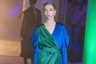 UFW: платья в стиле 80-х и яркие цвета в коллекции Лилии Пустовит