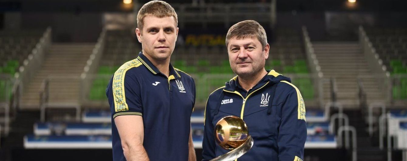 Главный тренер сборной Украины по футзалу: во время встречи с Португалией были и удачные эпизоды