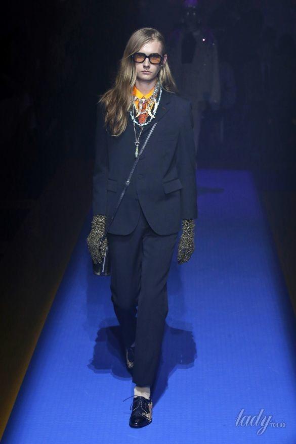 Коллекция Gucci прет-а-порте сезона весна-лето 2018_9