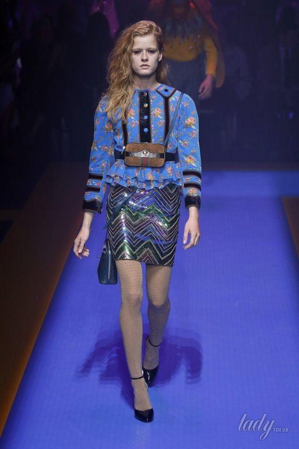 Коллекция Gucci прет-а-порте сезона весна-лето 2018_13