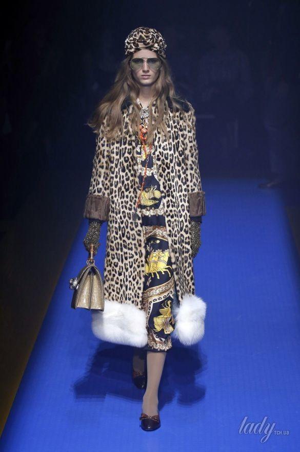 Коллекция Gucci прет-а-порте сезона весна-лето 2018_22