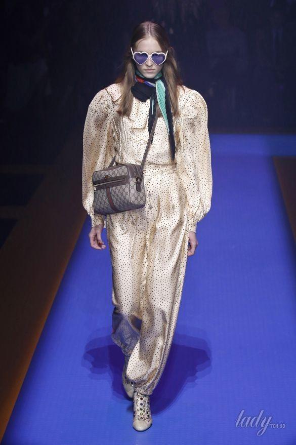 Коллекция Gucci прет-а-порте сезона весна-лето 2018_16