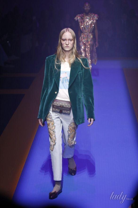 Коллекция Gucci прет-а-порте сезона весна-лето 2018_23