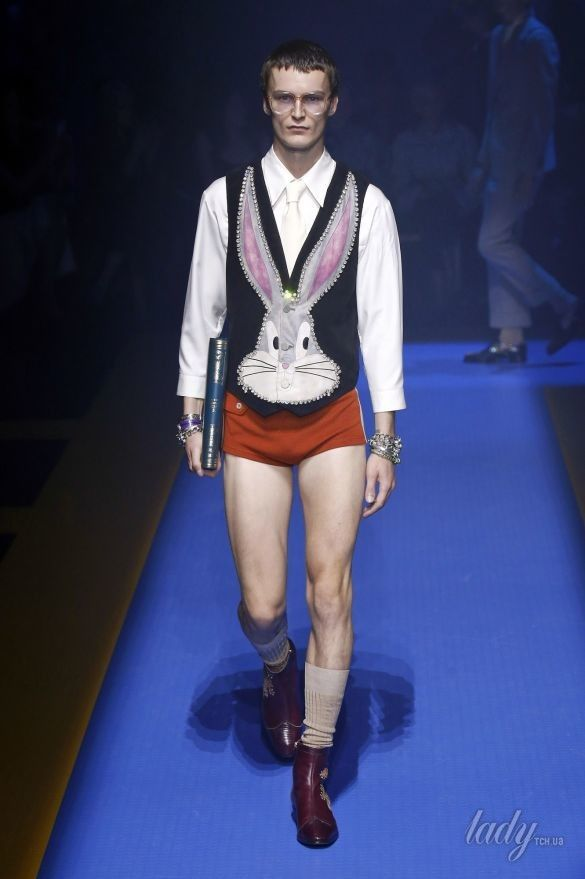 Коллекция Gucci прет-а-порте сезона весна-лето 2018_29