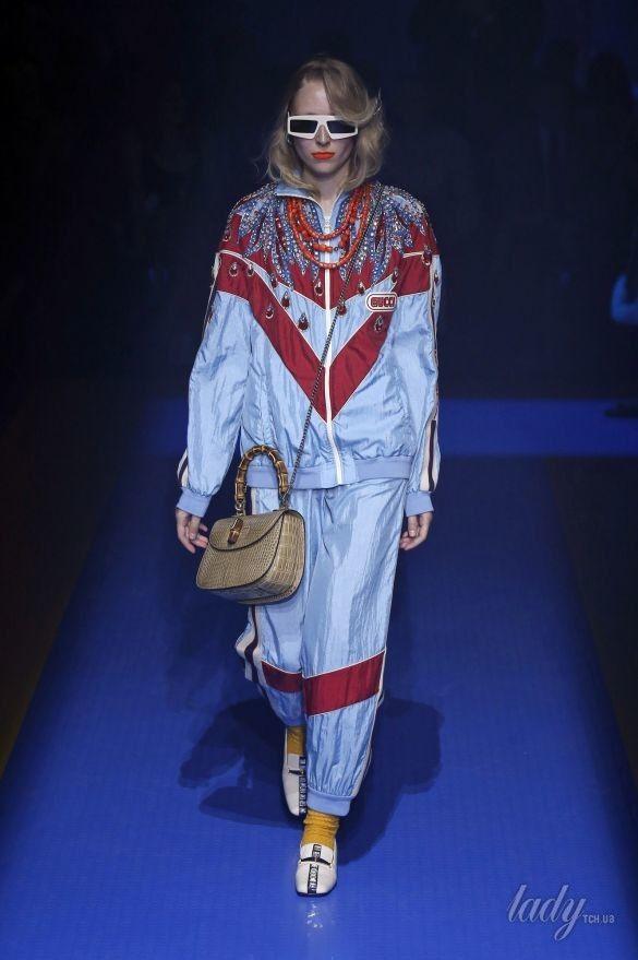 Коллекция Gucci прет-а-порте сезона весна-лето 2018_27
