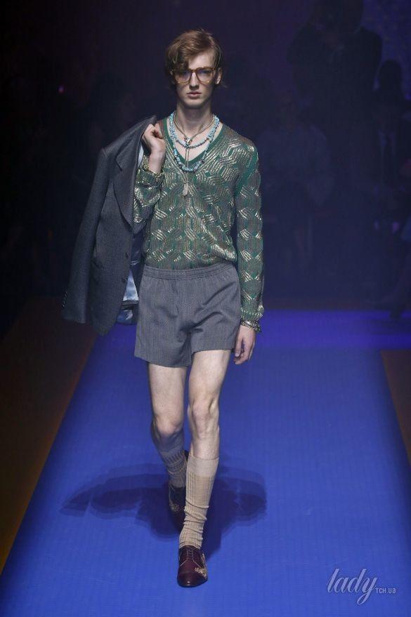 Коллекция Gucci прет-а-порте сезона весна-лето 2018_33
