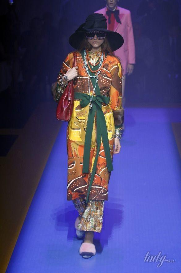 Коллекция Gucci прет-а-порте сезона весна-лето 2018_36