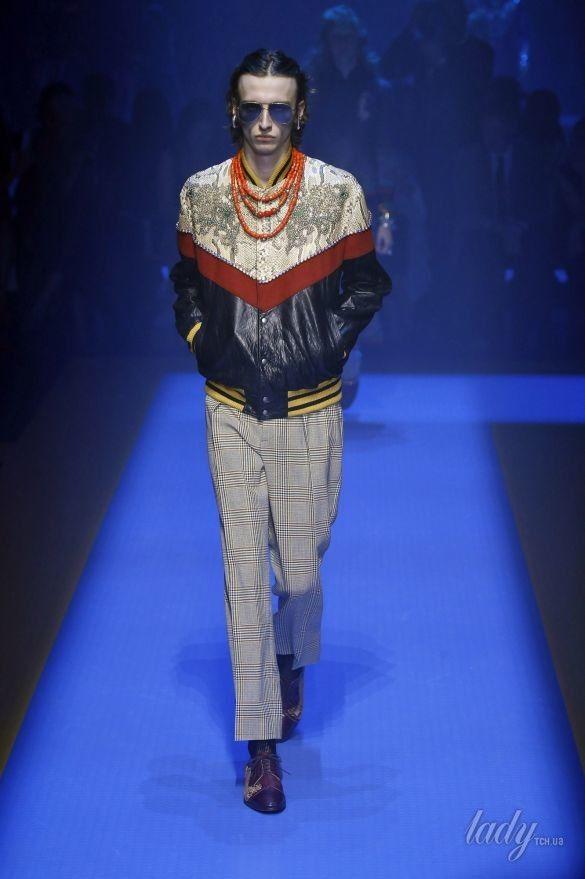 Коллекция Gucci прет-а-порте сезона весна-лето 2018_39