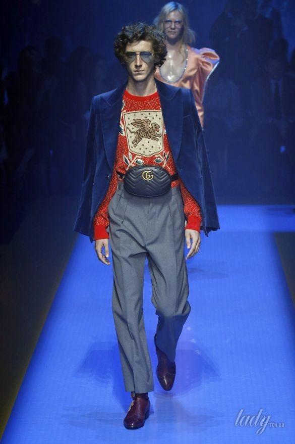 Коллекция Gucci прет-а-порте сезона весна-лето 2018_47