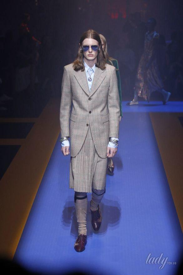 Коллекция Gucci прет-а-порте сезона весна-лето 2018_44
