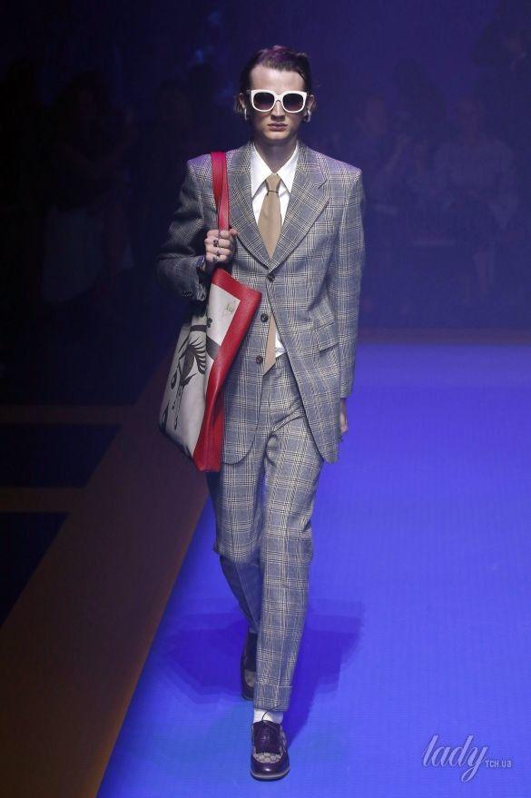Коллекция Gucci прет-а-порте сезона весна-лето 2018_51