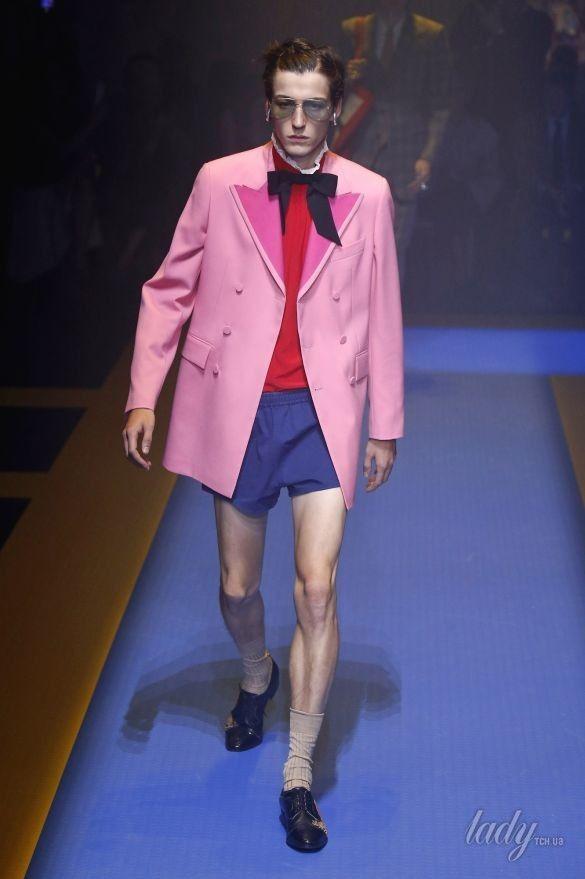 Коллекция Gucci прет-а-порте сезона весна-лето 2018_54