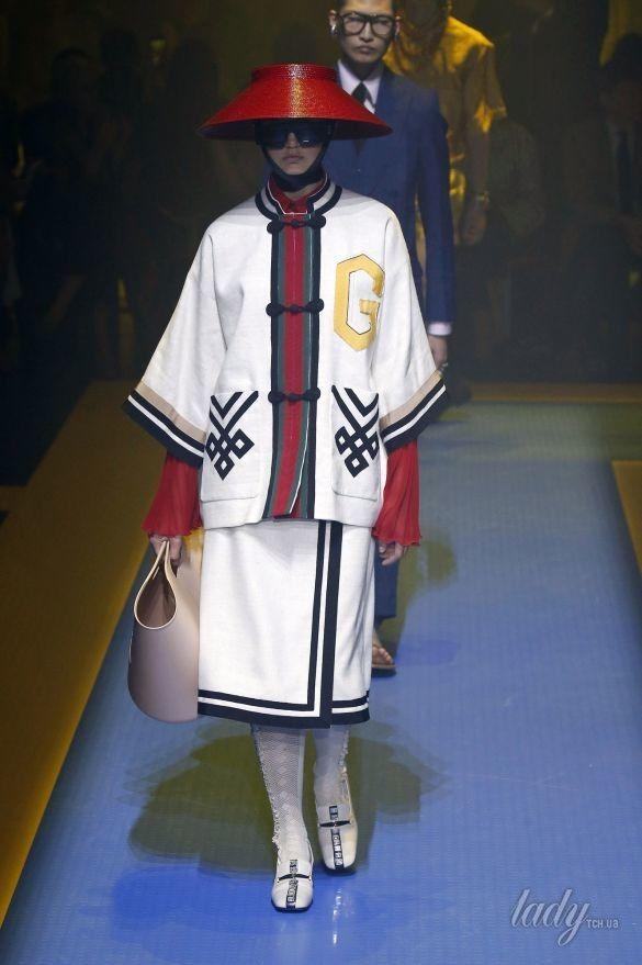 Коллекция Gucci прет-а-порте сезона весна-лето 2018_56