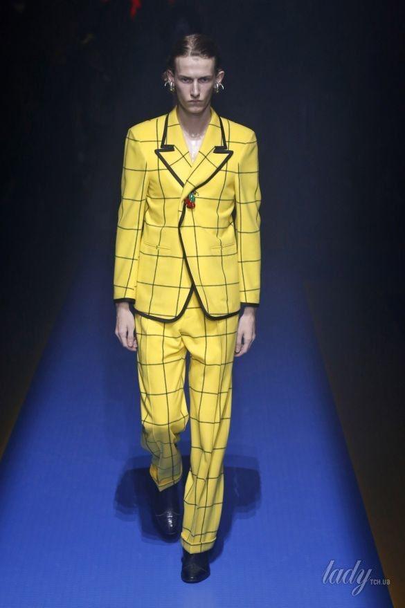 Коллекция Gucci прет-а-порте сезона весна-лето 2018_75