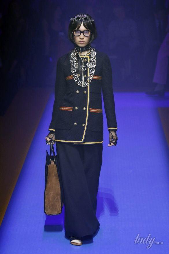 Коллекция Gucci прет-а-порте сезона весна-лето 2018_76
