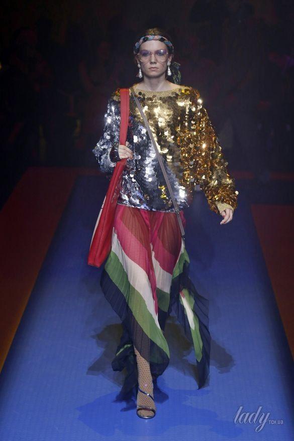 Коллекция Gucci прет-а-порте сезона весна-лето 2018_90