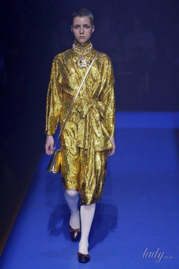 Коллекция Gucci прет-а-порте сезона весна-лето 2018_101