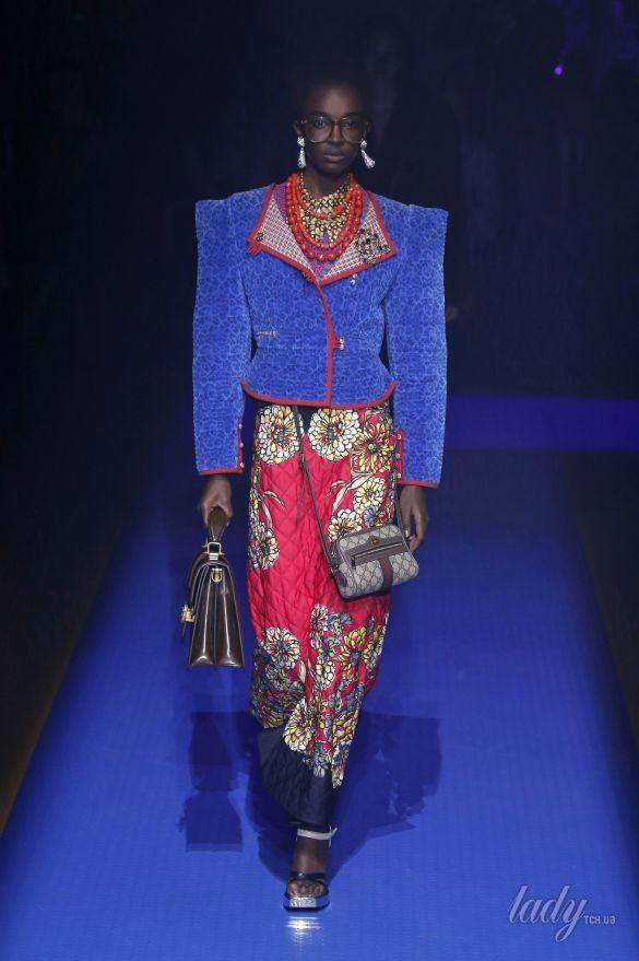 Коллекция Gucci прет-а-порте сезона весна-лето 2018_102