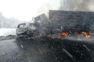 Под Николаевом в жутком ДТП с пожаром погиб экс-председатель облсовета