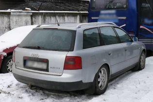 Мужчина пытался украсть Audi во время тест-драйва