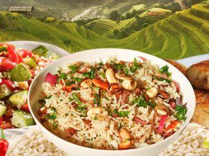 Топ-10 рецептів з відвареним рисом