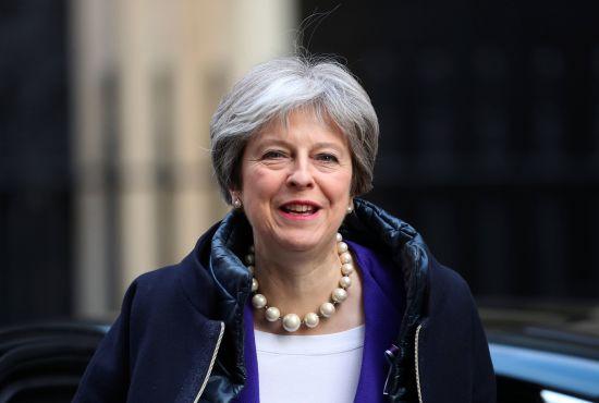 Прем'єр Британії закликала Євросоюз укласти угоду про безпеку, яка діятиме після Brexit