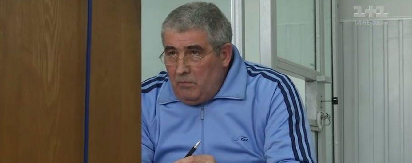 Суд отпустил из СИЗО одесского судью, который стрелял в детективов НАБУ во время задержания