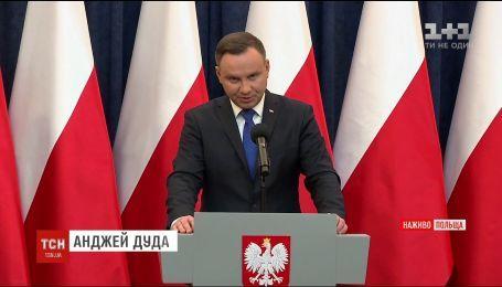 Польська опозиція пророкує хвилю дипломатичного загострення з Україною, Ізраїлем та Америкою