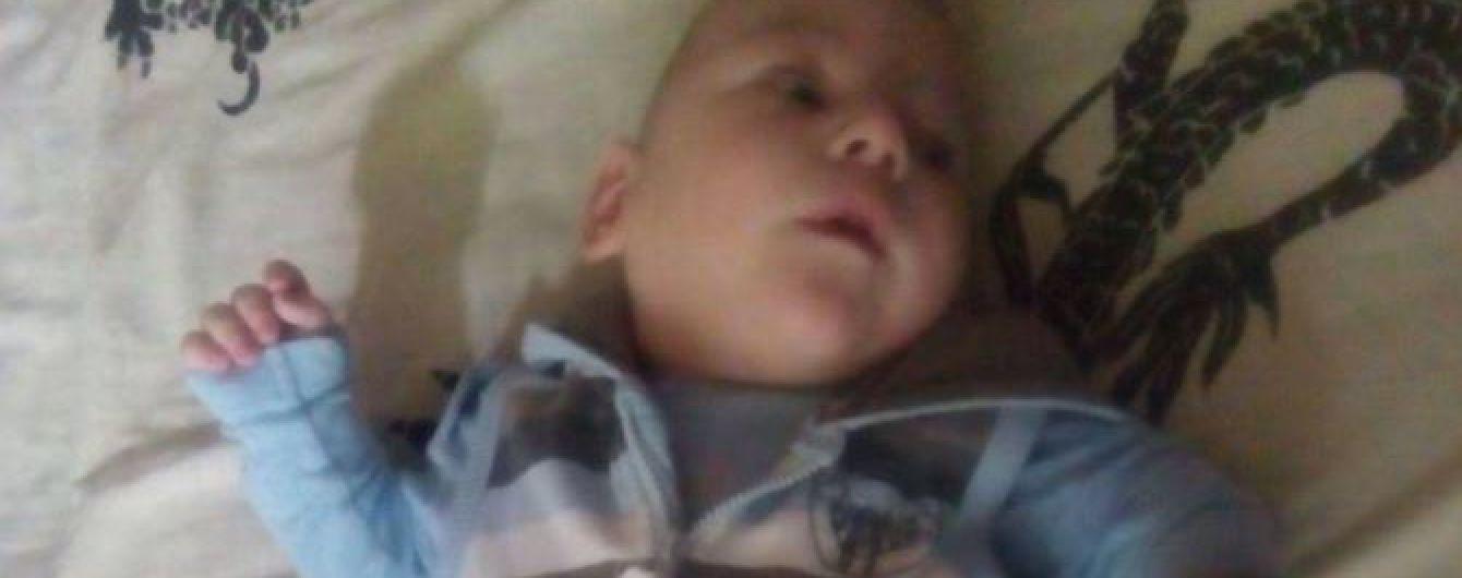 9-місячний Данилко потребує допомоги добрих людей