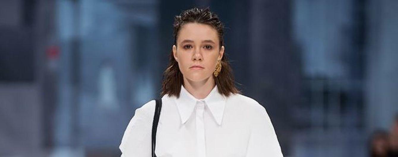 UFW: платья-рубашки и накладные карманы в коллекции Кристины Бобковой