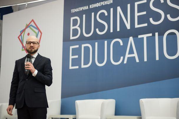 У столичному МВЦ пройшла конференція Business, Innovations, Education - 2018