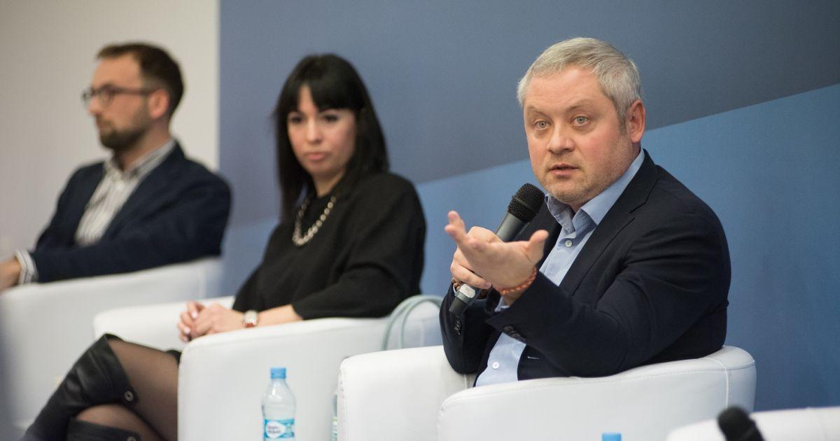 """Бизнесмен, основатель """"Дома инноваций"""" Игорь Янковский"""