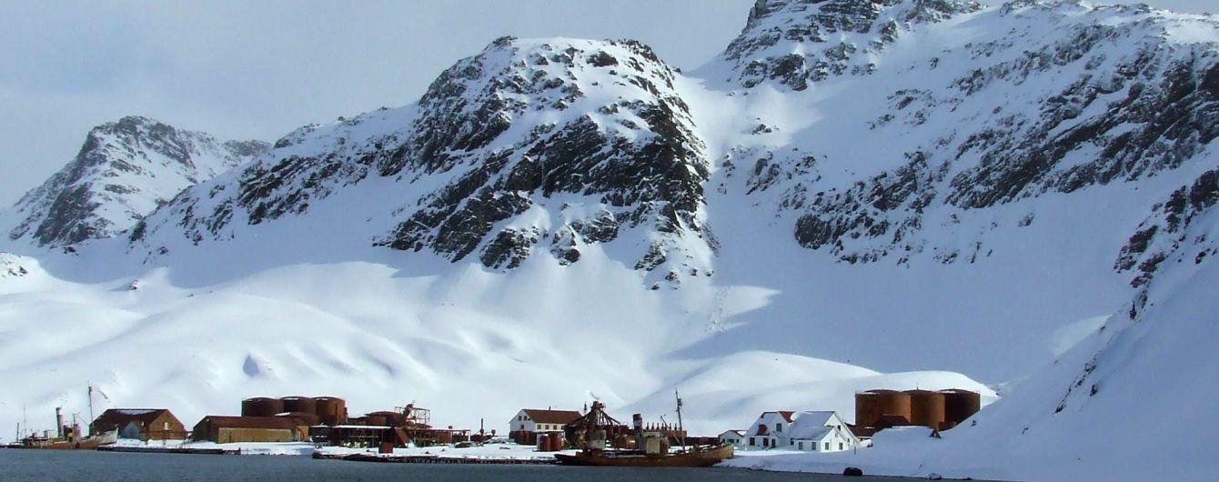 Скорость таяния льдов в Антарктике увеличилась