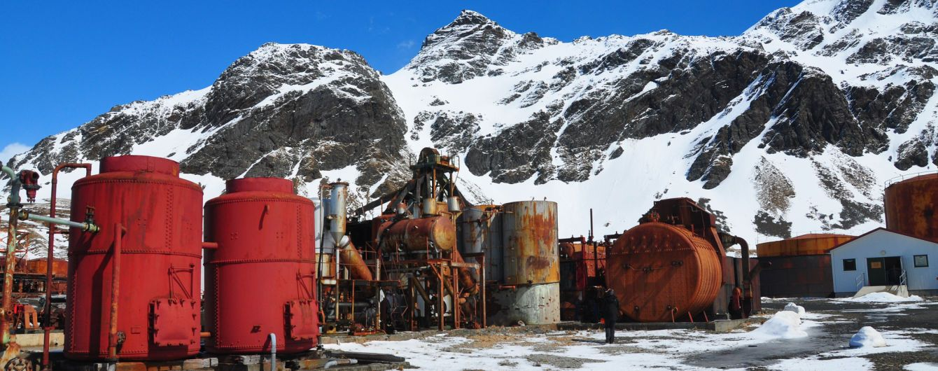 Дослідники з'ясували, де на Землі найнижча температура