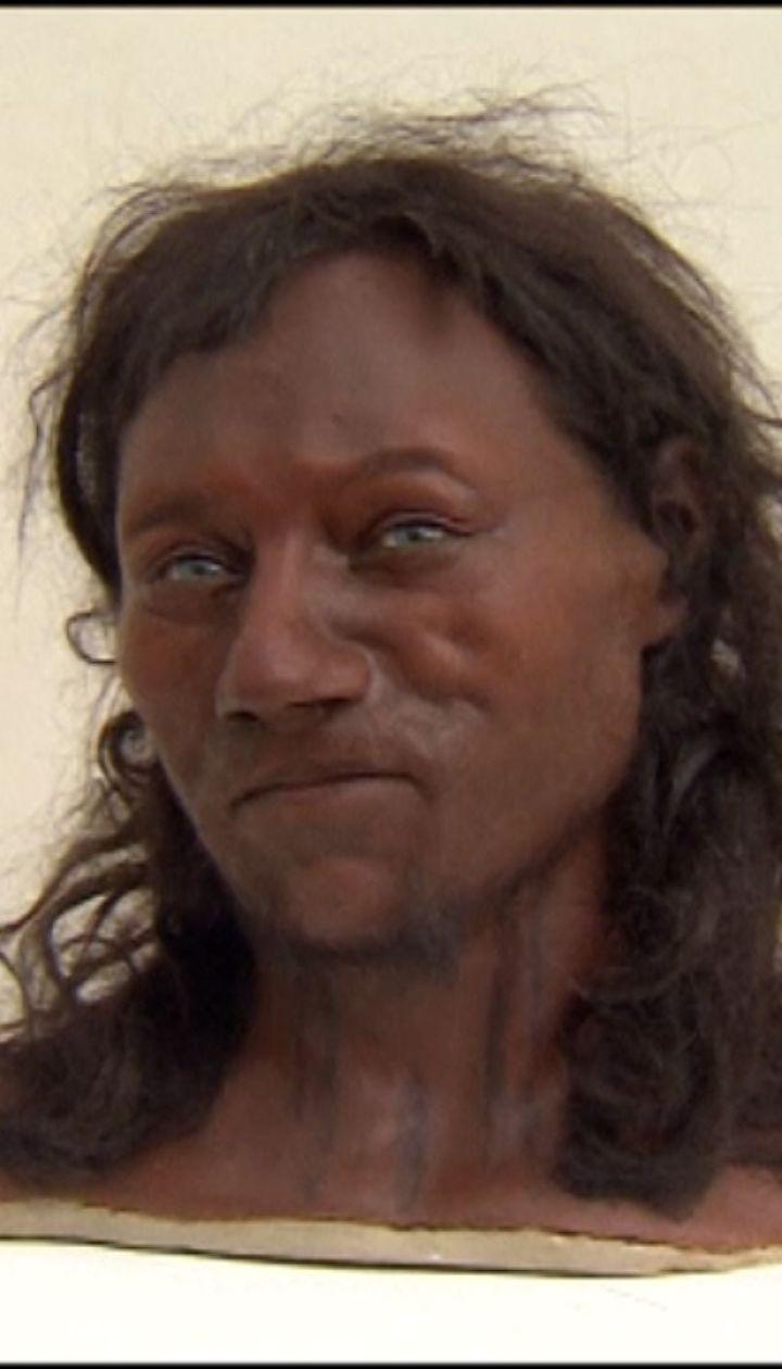 Перші британці мали темну шкіру і блакитні очі